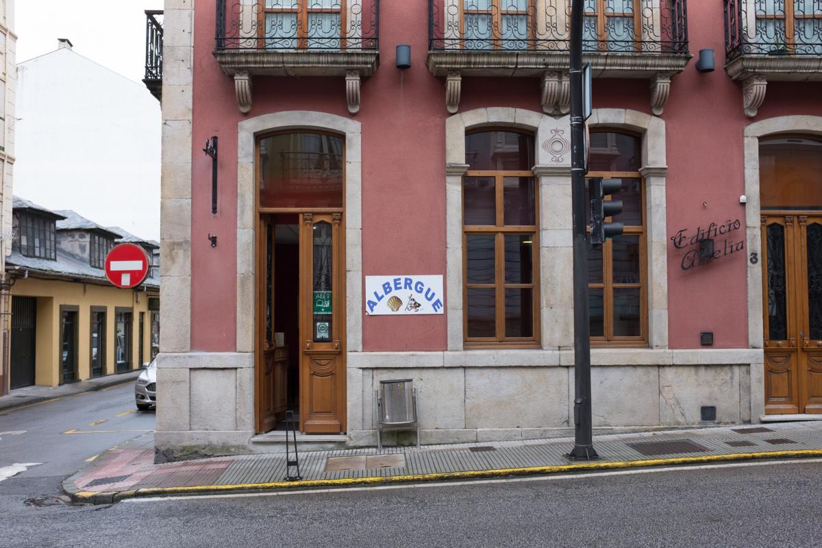 Camino de Santiago Accommodation: Albergue Villa de Luarca