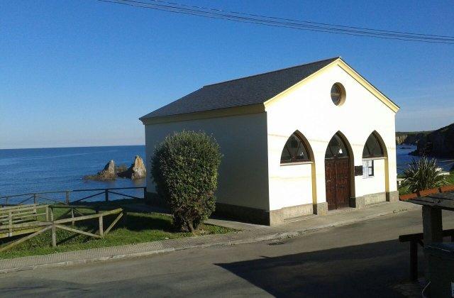 Camino de Santiago Accommodation: Albergue de peregrinos de Tapia de Casariego