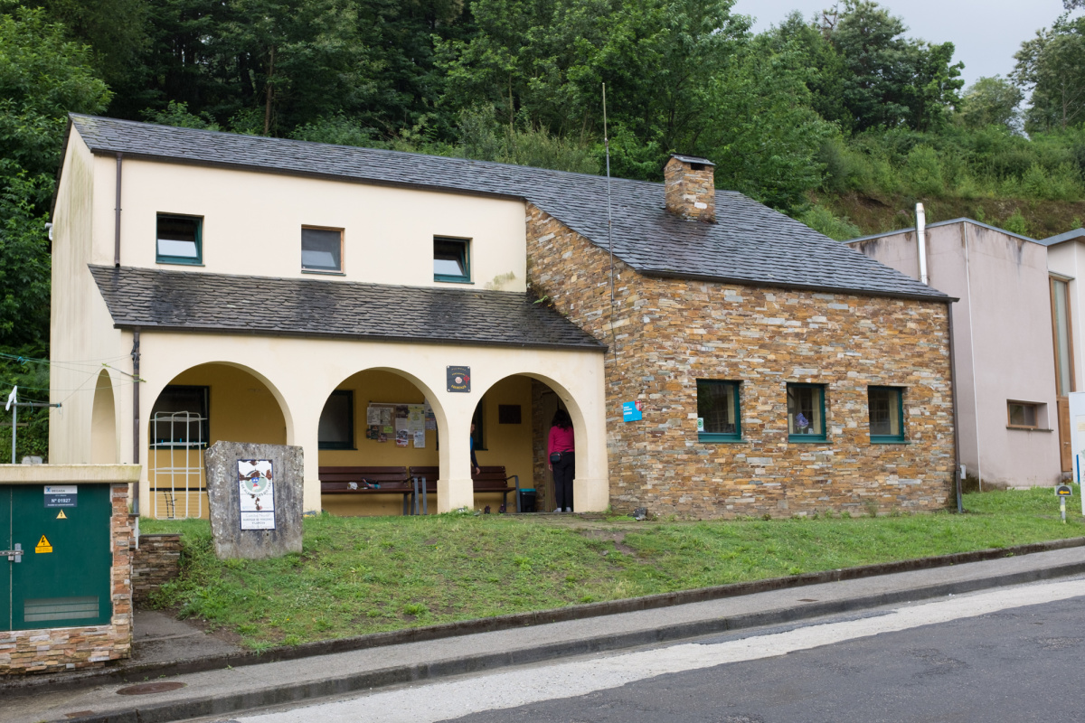 Camino de Santiago Accommodation: Albergue de peregrinos de Lourenzá