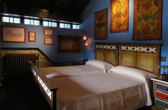 Camino de Santiago Accommodation: Hotel Casona El Gurugu ⭑⭑⭑