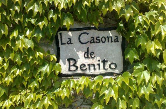 Camino de Santiago Accommodation: Casa Rural La Casona de Benito ⭑⭑