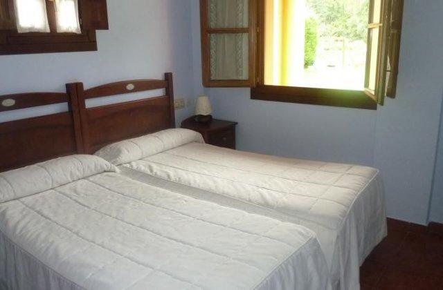 Camino de Santiago Accommodation: Apartahotel La Hortona ⭑⭑⭑