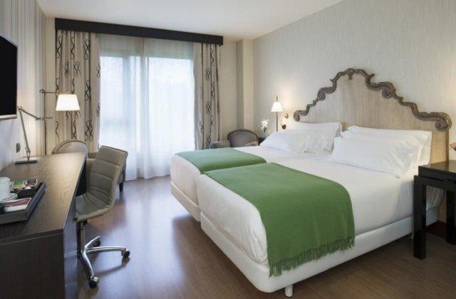 Camino de Santiago Accommodation: Hotel NH Collection Palacio de Avilés ⭑⭑⭑⭑⭑