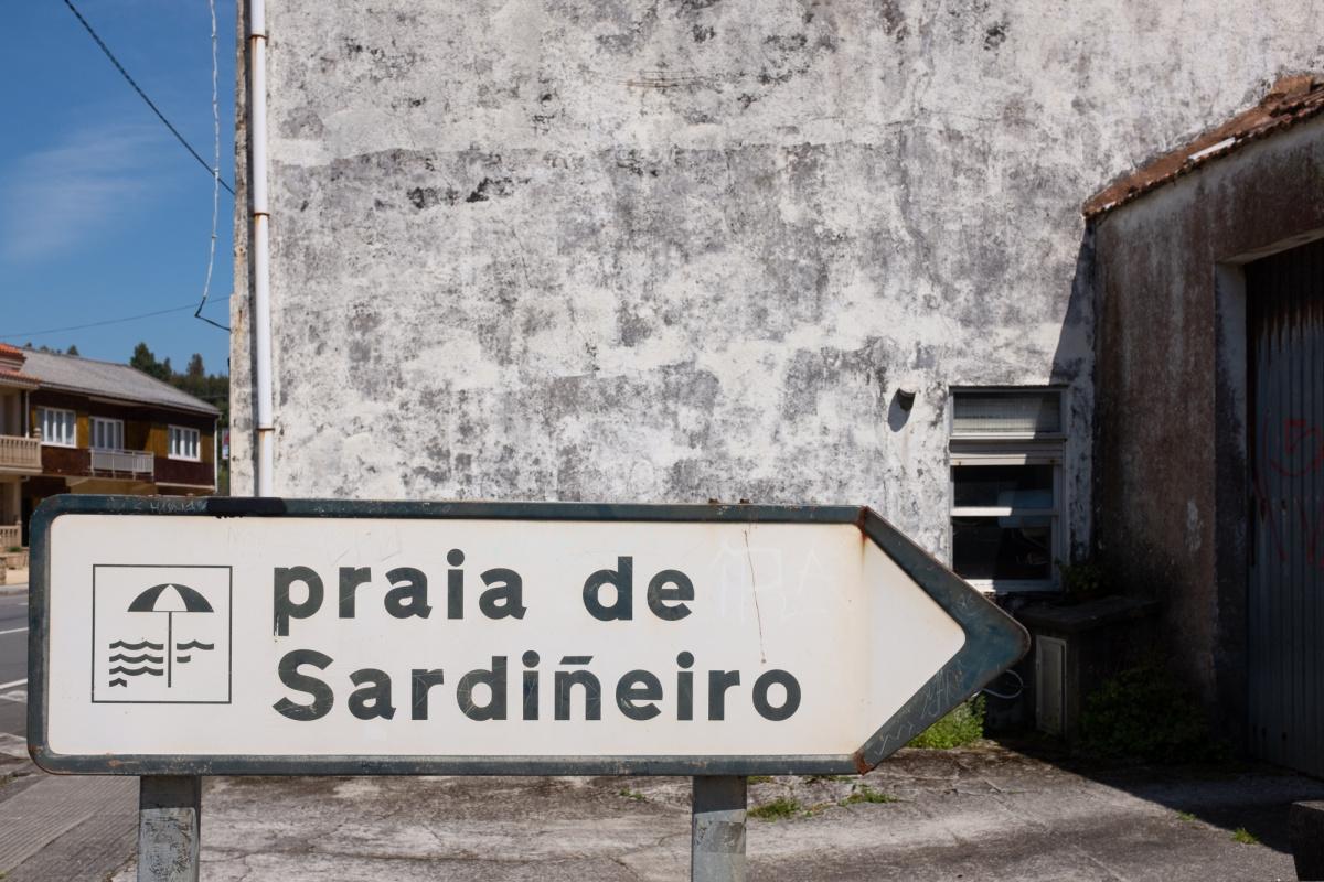 Photo of Sardiñeiro on the Camino de Santiago