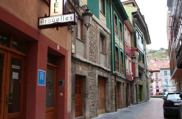 Camino de Santiago Accommodation: Hotel Argüelles ⭑