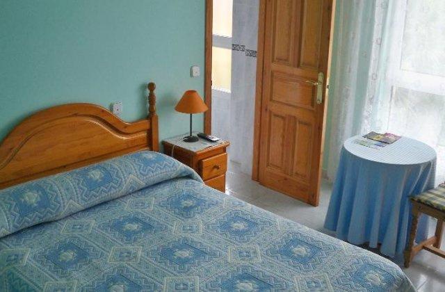 Camino de Santiago Accommodation: Hostal Alto Santiago ⭑⭑