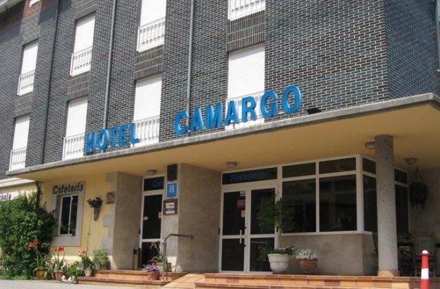 Camino de Santiago Accommodation: Hotel Camargo ⭑⭑⭑