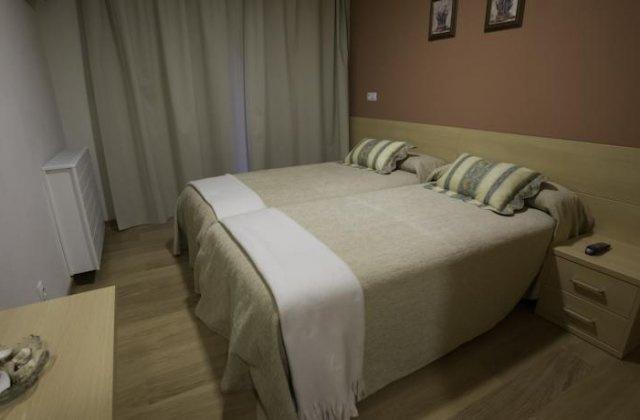 Camino de Santiago Accommodation: Hotel Alcamino ⭑