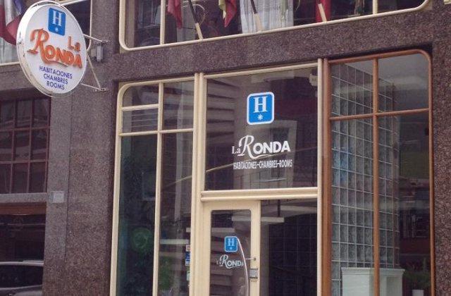 Camino de Santiago Accommodation: Hotel La Ronda ⭑