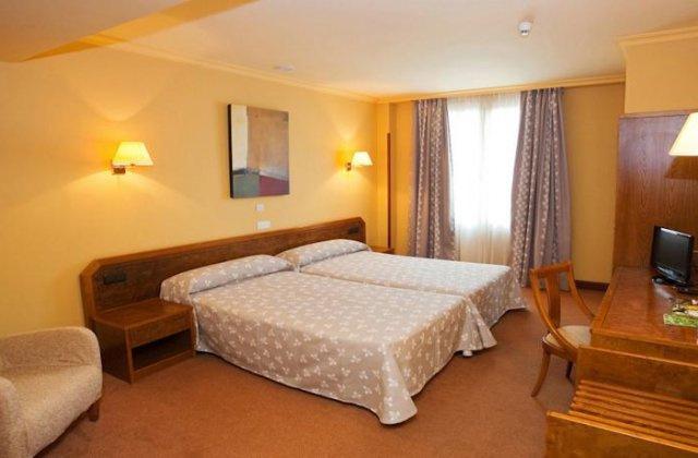 Camino de Santiago Accommodation: Hotel Gernika ⭑⭑⭑