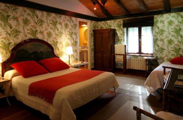 Camino de Santiago Accommodation: Casa Rural Landarte