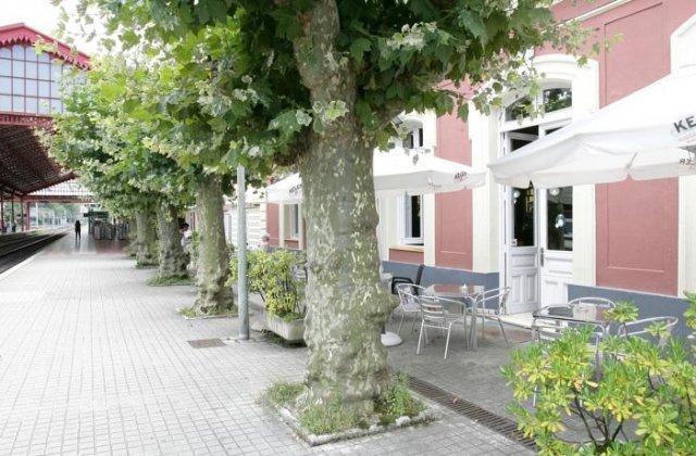 Camino de Santiago Accommodation: Hotel Términus ⭑⭑