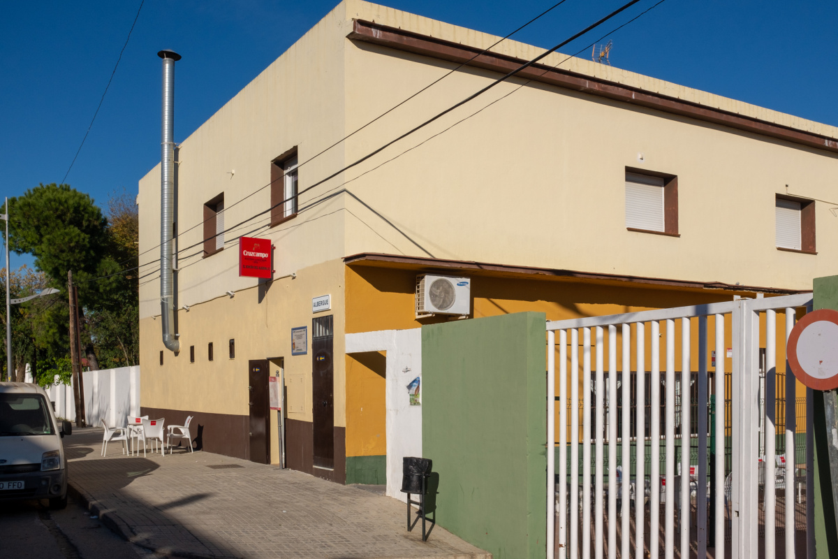 Camino de Santiago Accommodation: Albergue de Guillena