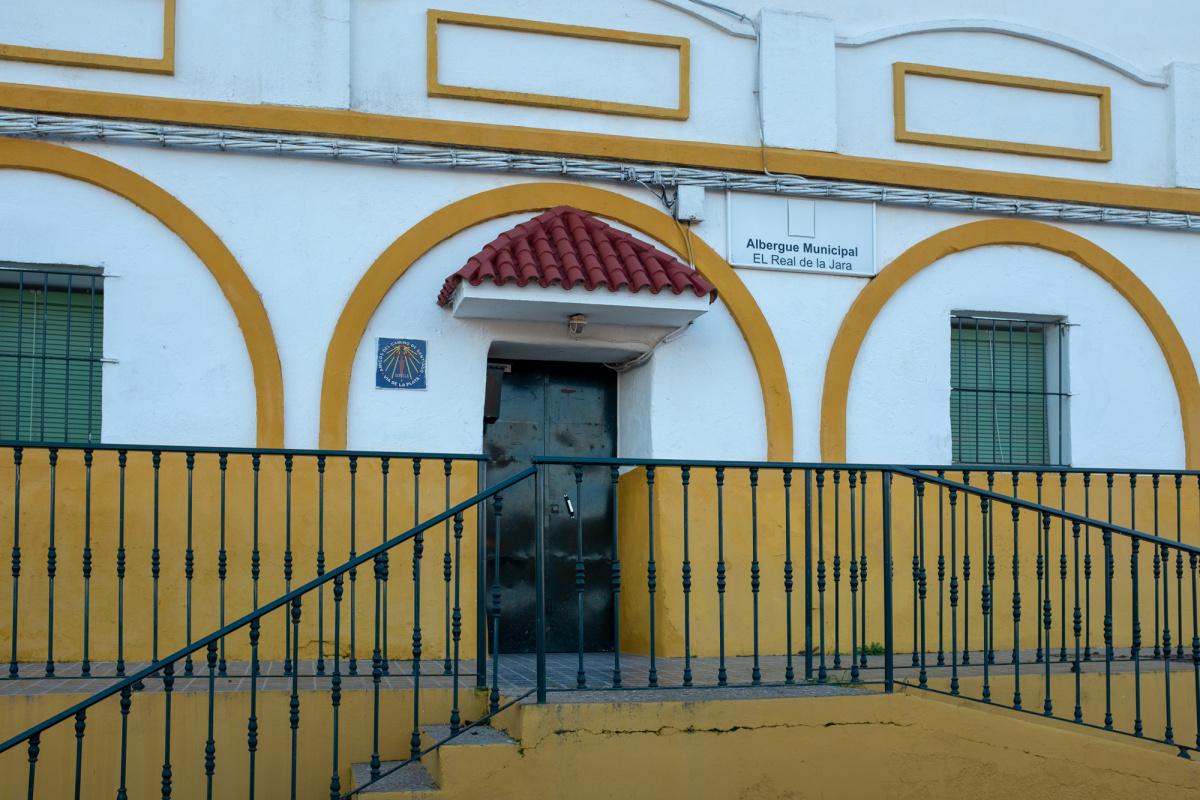 Camino de Santiago Accommodation: Albergue municipal El Realejo