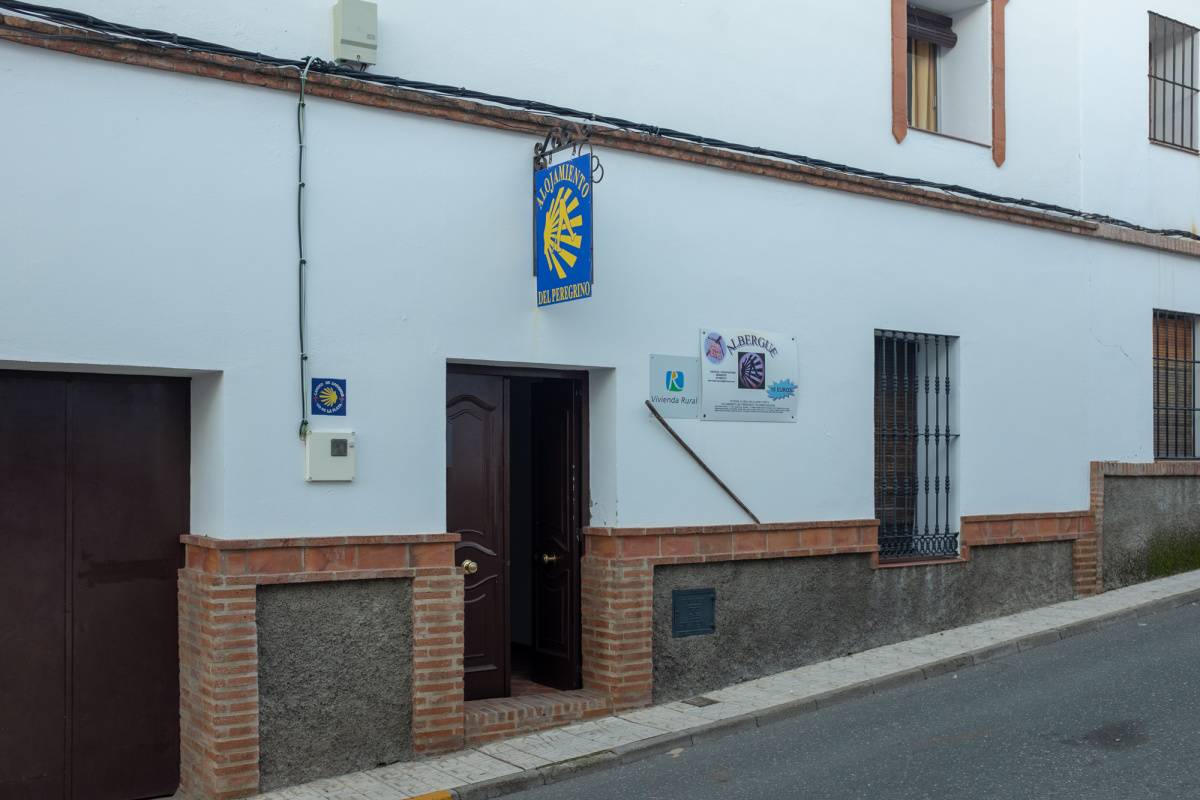Camino de Santiago Accommodation: Alojamiento del peregrino