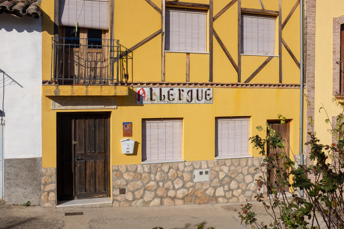 Camino de Santiago Accommodation: Albergue Municipal de Aldeanueva del Camino