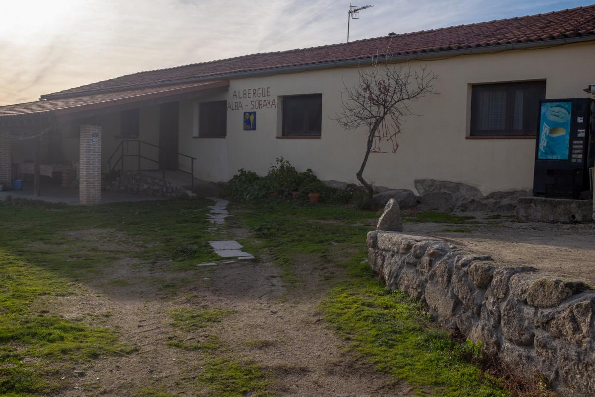 Camino de Santiago Accommodation: Albergue Rural Alba y Soraya
