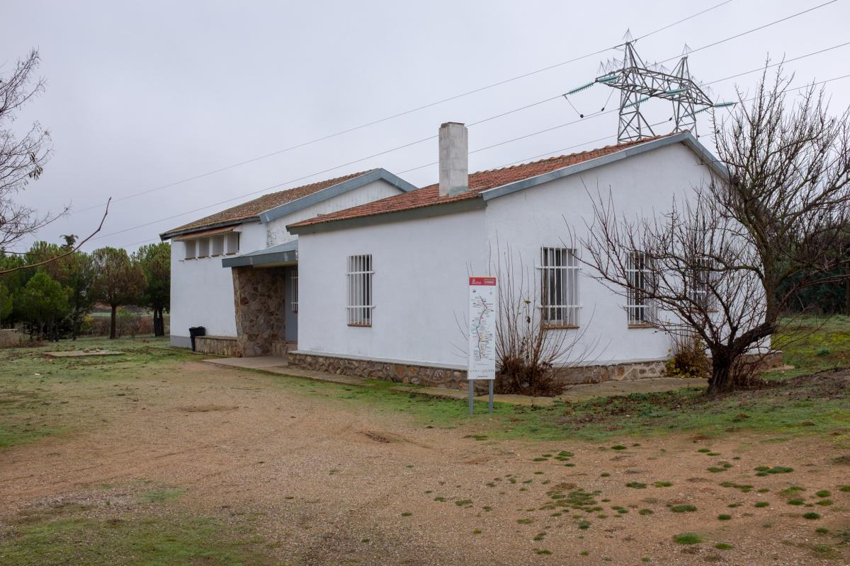 Camino de Santiago Accommodation: Albergue de peregrinos de Montamarta