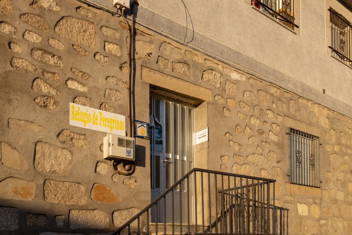Camino de Santiago Accommodation: Albergue de Requejo