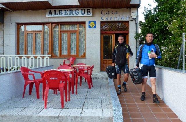 Camino de Santiago Accommodation: Albergue Casa Cerviño