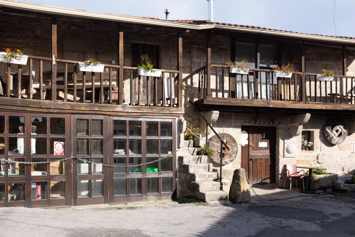 Camino de Santiago Accommodation: Albergue El Rincón del Peregrino