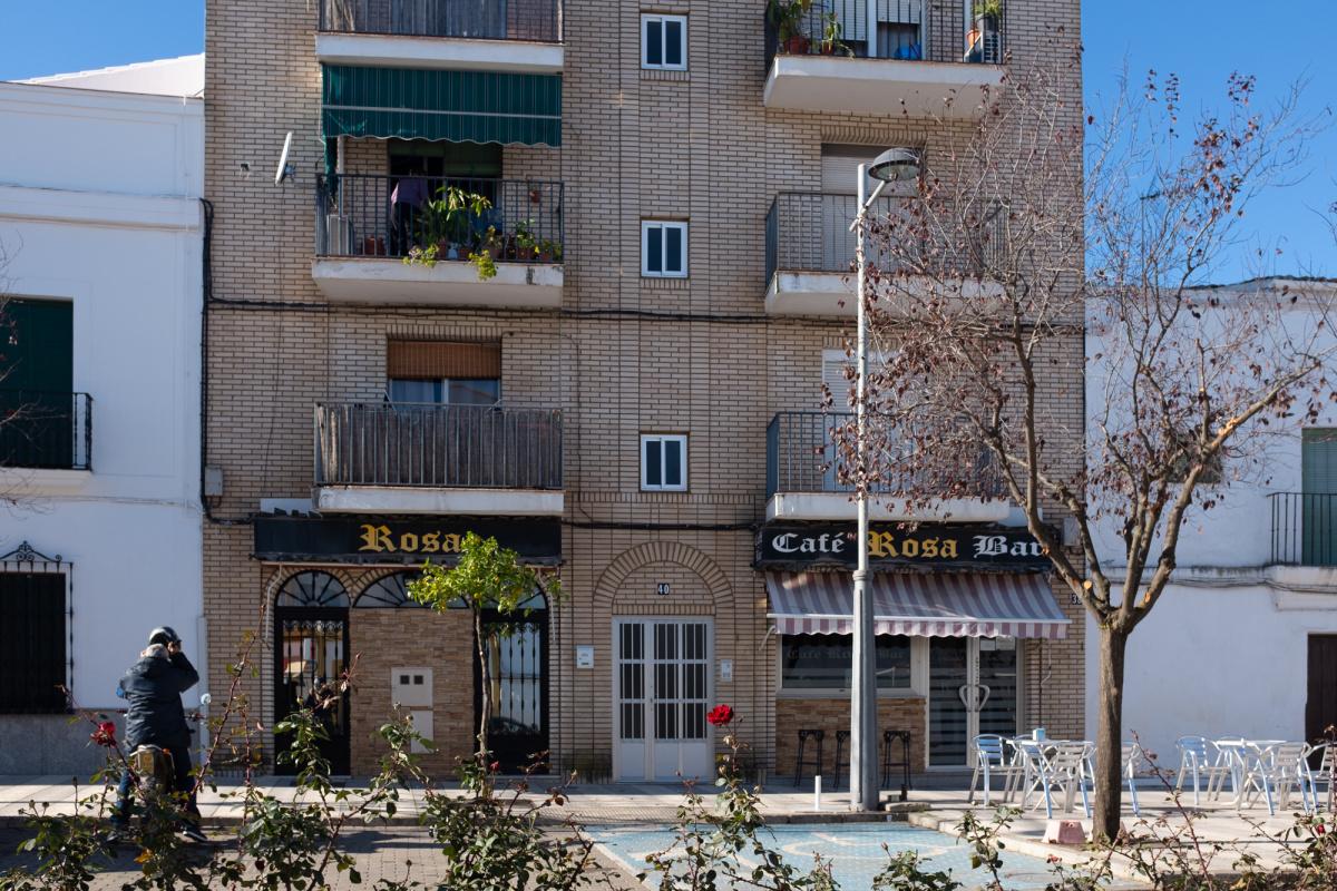 Camino de Santiago Accommodation: Hostal Rosa