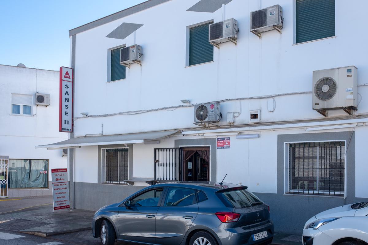 Camino de Santiago Accommodation: Pensión Sanse II Michey
