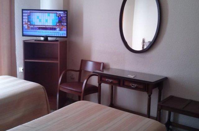 Camino de Santiago Accommodation: Hotel Los Ángeles ⭑⭑