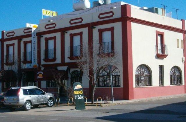 Camino de Santiago Accommodation: Hostal Milenium