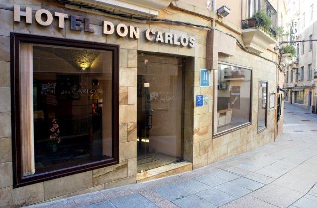Photo in Hotel Don Carlos Cáceres on the Camino de Santiago
