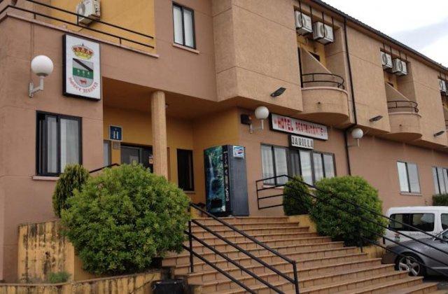 Camino de Santiago Accommodation: Hotel Jarilla ⭑