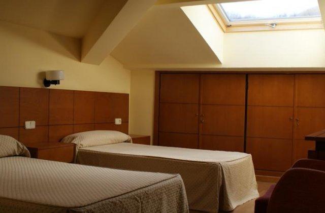 Camino de Santiago Accommodation: Gran Hotel Balneario ⭑⭑⭑