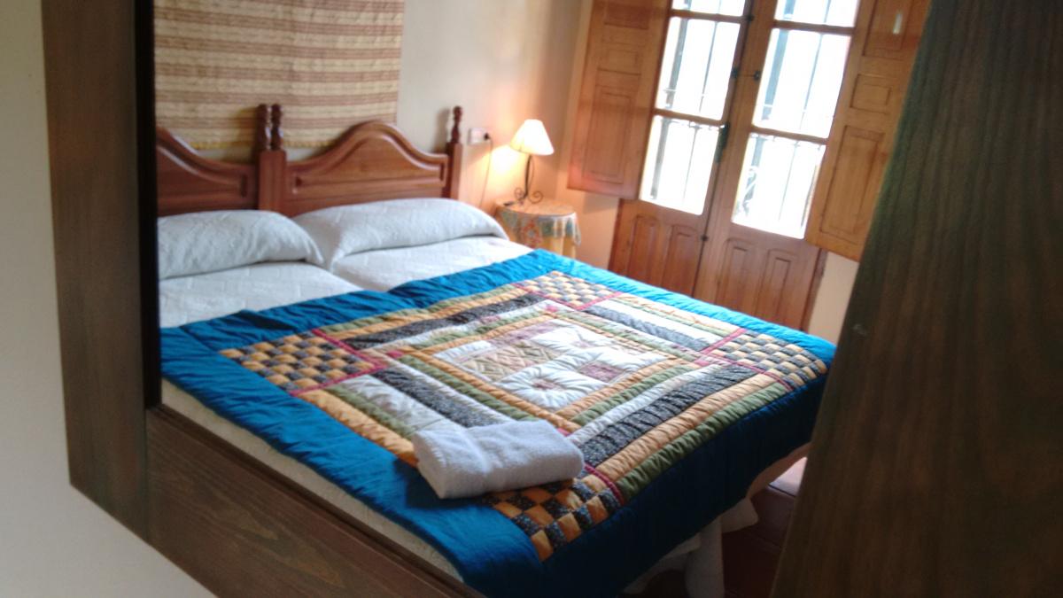 Camino de Santiago Accommodation: Casa Rural Calzada Romana