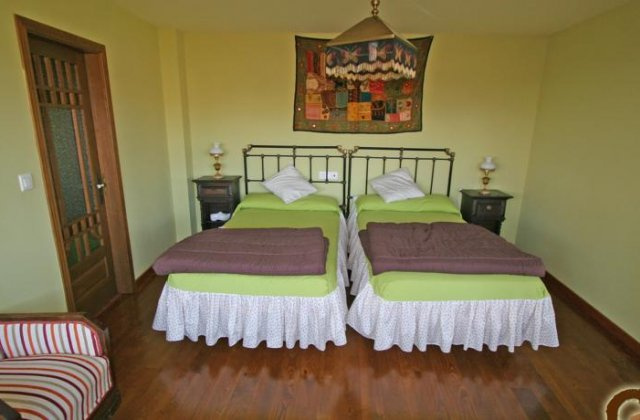 Camino de Santiago Accommodation: Casa Mañoso