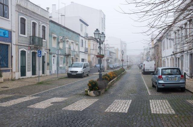 Photo of Alhandra on the Camino de Santiago