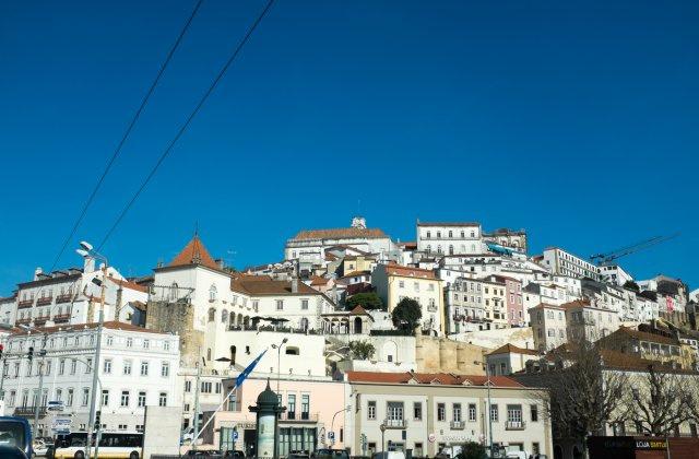 Photo of Coimbra on the Camino de Santiago