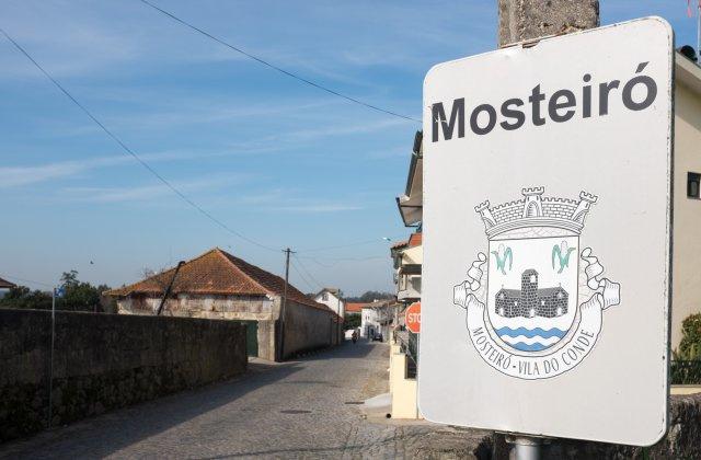 Photo of Mosteiro on the Camino de Santiago