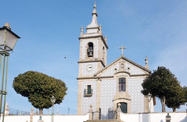 Photo in São Miguel de Arcos on the Camino de Santiago