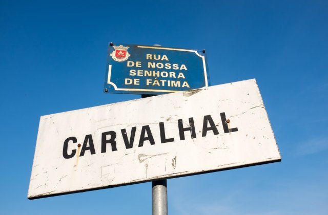 Photo of Carvalhal on the Camino de Santiago