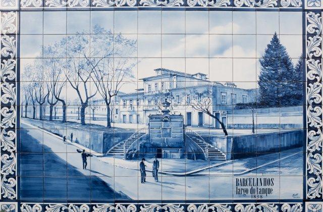 Photo of Barcelinhos on the Camino de Santiago