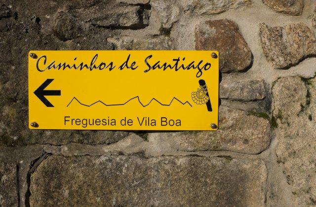 Photo of Vila Boa on the Camino de Santiago