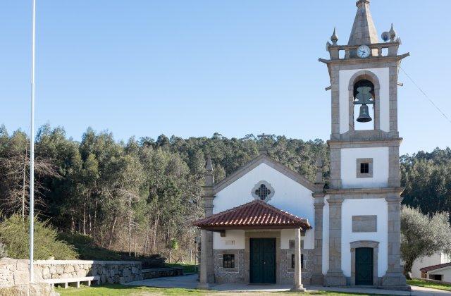 Photo of Portela de Tamel on the Camino de Santiago