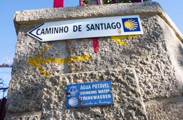 Photo of Balugães on the Camino de Santiago