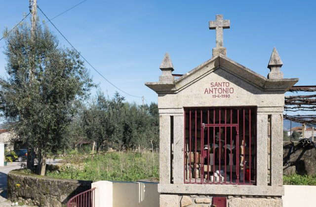 Photo of Paço on the Camino de Santiago