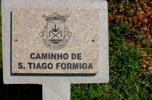 Photo in São Roque on the Camino de Santiago