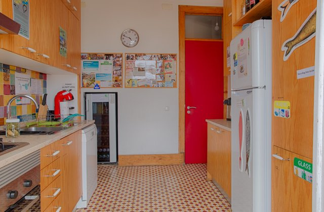 Camino de Santiago Accommodation: This is Lisbon Hostel