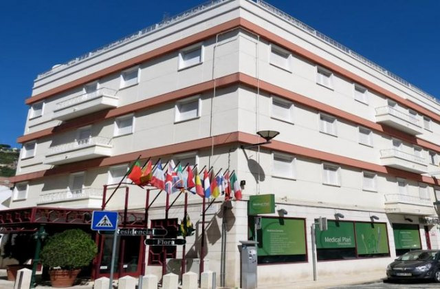 Camino de Santiago Accommodation: Residencial Flora