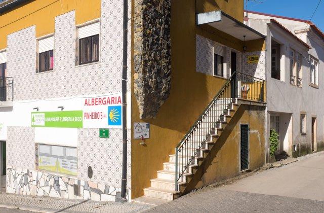 Camino de Santiago Accommodation: Albergaria Pinheiro's