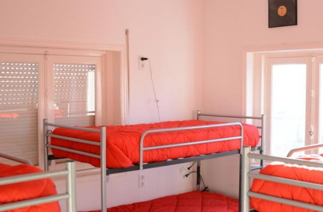 Camino de Santiago Accommodation: AirPorto Hostel