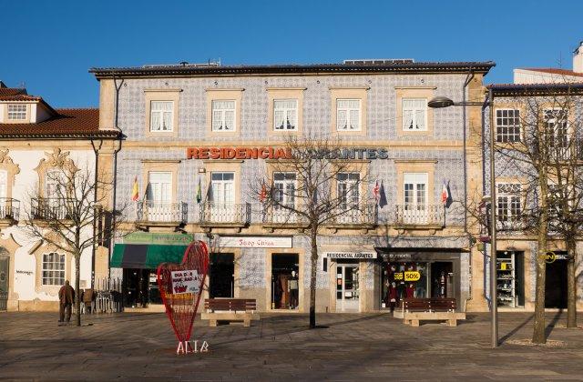 Camino de Santiago Accommodation: Residencial Arantes